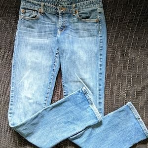 Tommy Straight Leg Jeans Size 6